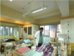 Charitable Dialysis Centre at Thane, Maharastra, India