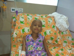 Help 7-Year-Old Nilofar Fight life-threatening blood disorder