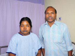 Help Kalaivani get treated for her rare cardiac condition