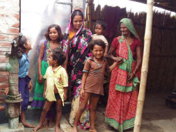 Economically poor in Bihar also need toilet for their girl child