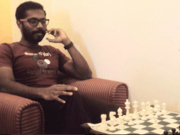 Help Arena Grand Master Sa Kannan create a 24/7 Chess Gym
