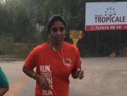 I am Running The Full Marathon In Mumbai To Save KKH Lake.