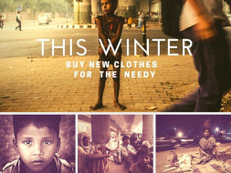 Help the Needy this Winter....