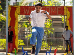 SPORTS for Differently-abled Children at Sunshine School