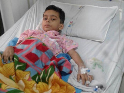 Help Sanpreet Rajput suffering from a life threatening disease