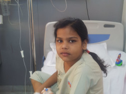 Help Sony, A 7-years Old Poor Girl, To Fight Leukemia