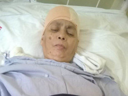 Help Saeeda recover from brain tumour