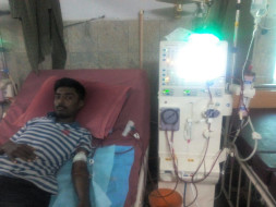 Help Sudalai undergo a kidney transplant