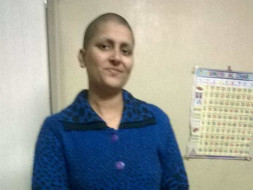 Help Vani to fight against Bone Cancer (high grade osteosarcoma)