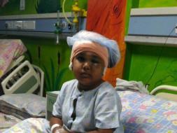 Help Thamarai with Brain tumor