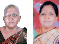 Rathna needs to undergo chemo to live for her 2 disabled daughters: