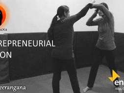 Help Women Become Self-Defence Trainers
