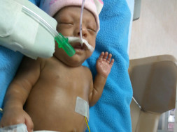 Help baby's Fight in NICU