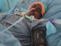 Help Aruna recover from a head injury