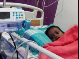 Help Master Gokul for his treatment