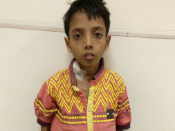 Help 9-year-old Vishi undergo a surgery to stay alive