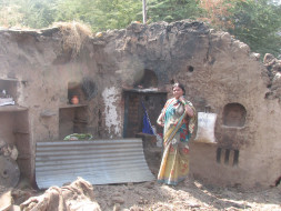 Help Mahadevi build a new home