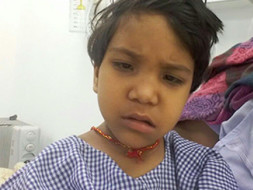 Support a Needy- Help Ravya for Her Bone Marrow Surgery