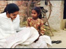 Help village girls earn a living