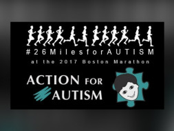 Support Shiv Running Boston Marathon For Ananda #26MilesForAutism