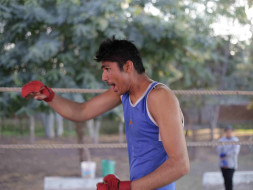Help This Fruit Seller's Son Win The International Boxing Championship