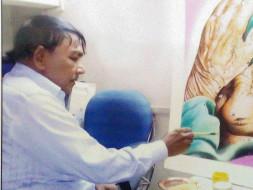 Help the 90s renowned artist Vinod Mangeshkar to repay his debts.