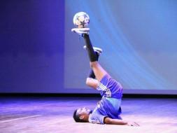 Help Satish reach Superball 2017