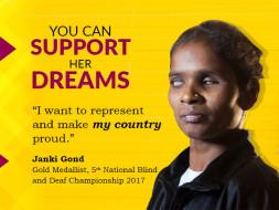 Help Janki represent India at International Judo Championship