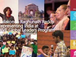 Help Raghu to get into Hive, a Global Leaders Program