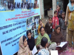 Support The Rehabilitation Of Female Ragpickers