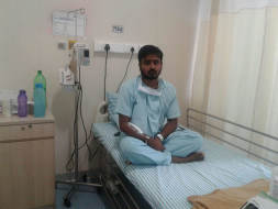 Help Sharath undergo a BMT
