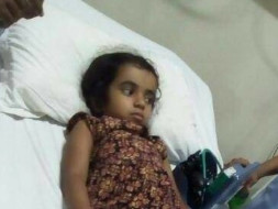 Help 4-Year-Old Poojitha Undergo Brain Surgery