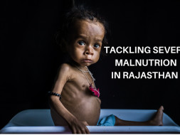 Fighting Hunger: A Battle Against Malnutrition In Rajasthan