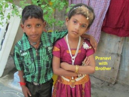 Help Baby Pranavi for Heart Transplantation