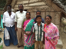 Save Chinnaponu's Family from Slavery