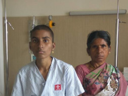 She Is Fighting Cancer And She Doesn't Even Know It. Save Sirisha