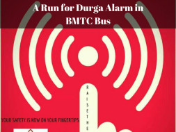 Help women travel safe in bus