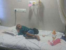 Help Sivabharathi get treatment for Leukemia