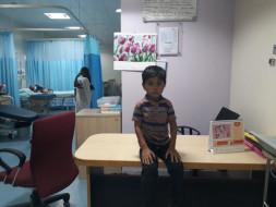 Help Basavaraj Get Treatment For Leukemia