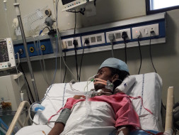 Help shiraj who fight with life