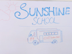 School Bus for Sunshine