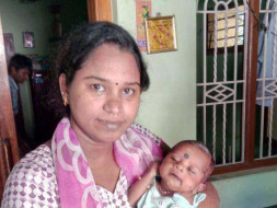 Help Jai's Wife Rajeshwari and her baby to start a life
