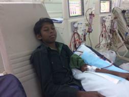 Help 16-year-old Lijo Get Kidney Treatment