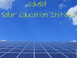 Help Me Promote Solar Education Through Project EduSol!