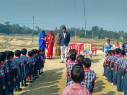 Help Kuldeep Set Up A Primary School In His Village