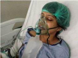 Support Mrs. Komal's Heart And Lung Transplant Surgery Fund