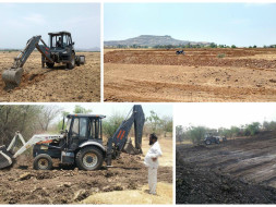 Water Conservation @ Ambale Village (Pune) for making Drought Free