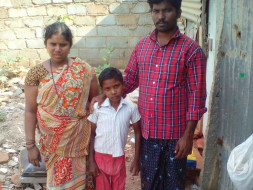 Help Prathap undergo a Bone marrow transplant