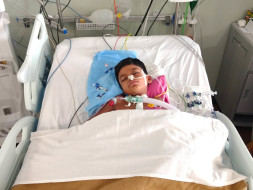 Manjunath Is On Ventilator Support And Needs Your Help