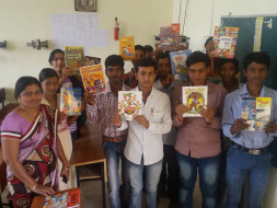 Digital Library: Helping rural children to access library digitally